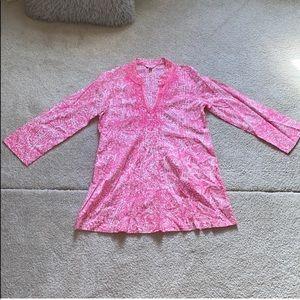 Lilly Pulitzer Sarasota tunic